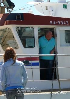 Procesión Marítima en honor de la Patrona de Cedeira - Cedeira, 16 de agosto de 2012 - fotografía por Fermín Goiriz Díaz (450)