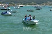 Procesión Marítima en honor de la Patrona de Cedeira - Cedeira, 16 de agosto de 2012 - fotografía por Fermín Goiriz Díaz (454)