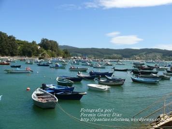 Procesión Marítima en honor de la Patrona de Cedeira - Cedeira, 16 de agosto de 2012 - fotografía por Fermín Goiriz Díaz (471)