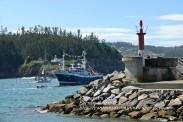 Procesión Marítima en honor de la Patrona de Cedeira - Cedeira, 16 de agosto de 2012 - fotografía por Fermín Goiriz Díaz (69)