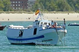Procesión Marítima en honor de la Patrona de Cedeira - Cedeira, 16 de agosto de 2012 - fotografía por Fermín Goiriz Díaz (74)