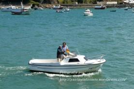Procesión Marítima en honor de la Patrona de Cedeira - Cedeira, 16 de agosto de 2012 - fotografía por Fermín Goiriz Díaz (75)