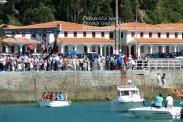 Procesión Marítima en honor de la Patrona de Cedeira - Cedeira, 16 de agosto de 2012 - fotografía por Fermín Goiriz Díaz (77)