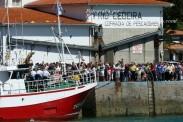 Procesión Marítima en honor de la Patrona de Cedeira - Cedeira, 16 de agosto de 2012 - fotografía por Fermín Goiriz Díaz (78)