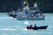 Procesión Marítima en honor de la Patrona de Cedeira - Cedeira, 16 de agosto de 2012 - fotografía por Fermín Goiriz Díaz (81)