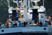 Procesión Marítima en honor de la Patrona de Cedeira - Cedeira, 16 de agosto de 2012 - fotografía por Fermín Goiriz Díaz (96)