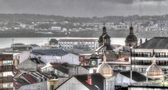 A outra banda - Ferrol - fotografía por Fermín Goiriz Díaz