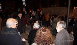Concentración en Ferrol contra las tasas judiciales de Gallardón - Ferrol, 11-12-2012-fotografía por Fermín goiriz Díaz (2)