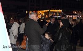 Concentración en Ferrol contra las tasas judiciales de Gallardón - Ferrol, 11-12-2012-fotografía por Fermín goiriz Díaz (5)