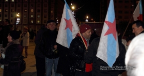 Concentración en Ferrol contra las tasas judiciales de Gallardón - Ferrol, 11-12-2012-fotografía por Fermín goiriz Díaz (6)