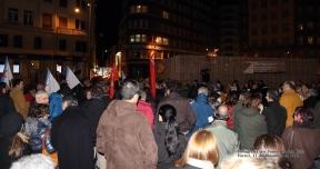 Concentración en Ferrol contra las tasas judiciales de Gallardón - Ferrol, 11-12-2012-fotografía por Fermín goiriz Díaz (8)