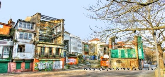 Plaza vella (Ferrol-Galicia)
