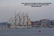 Buque Escuela Juan Sebastián de Elcano saliendo de la ría de Ferrol - fotografía por Fermín Goiriz Díaz, 16-02-2013 (17)