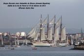 Buque Escuela Juan Sebastián de Elcano saliendo de la ría de Ferrol - fotografía por Fermín Goiriz Díaz, 16-02-2013 (4)