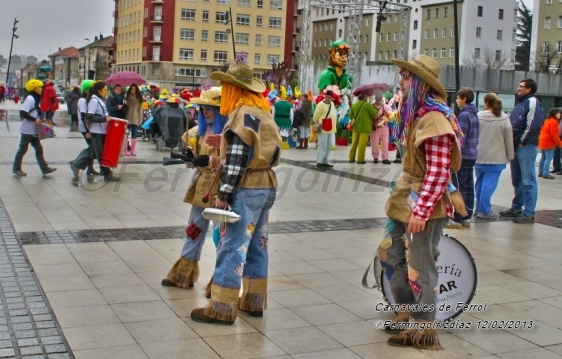 Carnaval de Ferrol - fotografía por Fermín Goiriz Díaz, 12-02-2013 (4)