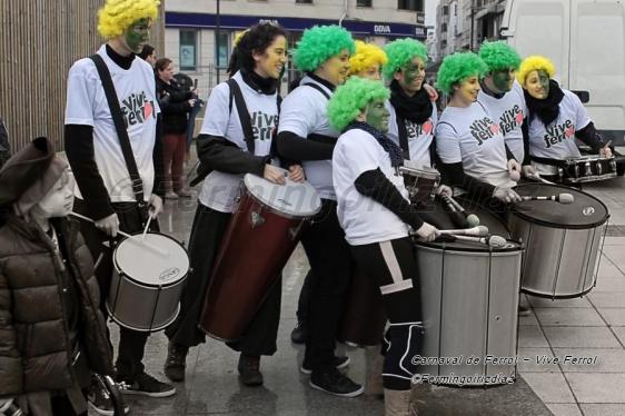 Carnaval de ferrol - fotografía por Fermin Goiriz Diaz, 12-02-2013