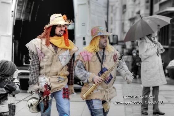 Carnaval de Ferrol - fotografia por Fermin Goiriz Diaz