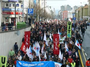 Manifestación Ferrol 24 de febrero de 2013- fotografía por Fermín Goiriz Díaz (15)