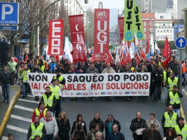 Manifestación Ferrol 24 de febrero de 2013- fotografía por Fermín Goiriz Díaz (9)