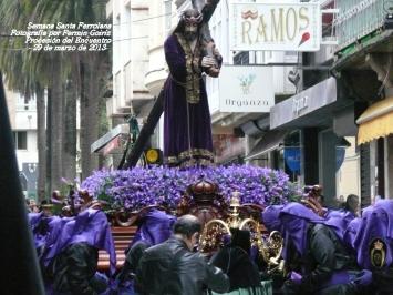 Procesión del Santo Encuentro - Viernes Santo - Ferrol, 29 de marzo de 2013 - foto por Fermín Goiriz Díaz (12)