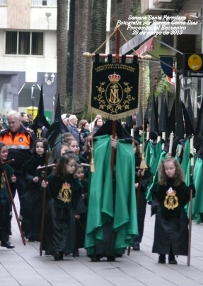 Procesión del Santo Encuentro - Viernes Santo - Ferrol, 29 de marzo de 2013 - foto por Fermín Goiriz Díaz (2)