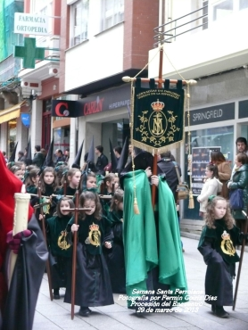Procesión del Santo Encuentro - Viernes Santo - Ferrol, 29 de marzo de 2013 - foto por Fermín Goiriz Díaz (4)