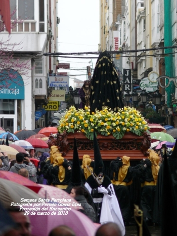 Procesión del Santo Encuentro - Viernes Santo - Ferrol, 29 de marzo de 2013 - foto por Fermín Goiriz Díaz (44)
