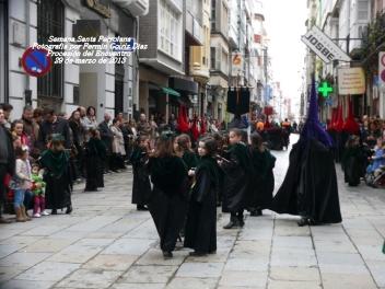 Procesión del Santo Encuentro - Viernes Santo - Ferrol, 29 de marzo de 2013 - foto por Fermín Goiriz Díaz (6)