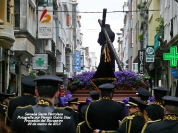 Procesión del Santo Encuentro - Viernes Santo - Ferrol, 29 de marzo de 2013 - foto por Fermín Goiriz Díaz (94)