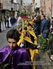Semana Santa Ferrolana - Ferrol, 24 de marzo 2013 - Domingo de Ramos - Cofradía de Las Angustias - fotografía por Fermín Goiriz Díaz (11) (Medium)