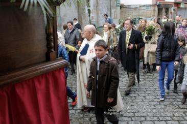 Semana Santa Ferrolana - Ferrol, 24 de marzo 2013 - Domingo de Ramos - Cofradía de Las Angustias - fotografía por Fermín Goiriz Díaz (13) (Medium)