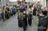 Semana Santa Ferrolana - Ferrol, 24 de marzo 2013 - Domingo de Ramos - Cofradía de Las Angustias - fotografía por Fermín Goiriz Díaz (21) (Medium)