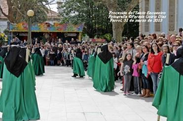 Procesión de la Resurrección - Semana Santa Ferrolana - Ferrol - fotografía Fermín Goiriz Díaz. 31 de marzo de 2013 (104)
