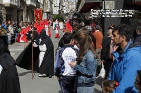 Procesión de la Resurrección - Semana Santa Ferrolana - Ferrol - fotografía Fermín Goiriz Díaz. 31 de marzo de 2013 (11)
