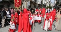 Procesión de la Resurrección - Semana Santa Ferrolana - Ferrol - fotografía Fermín Goiriz Díaz. 31 de marzo de 2013 (12)