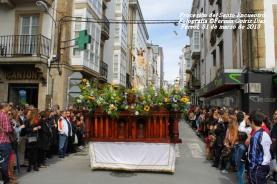 Procesión de la Resurrección - Semana Santa Ferrolana - Ferrol - fotografía Fermín Goiriz Díaz. 31 de marzo de 2013 (16)