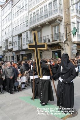 Procesión de la Resurrección - Semana Santa Ferrolana - Ferrol - fotografía Fermín Goiriz Díaz. 31 de marzo de 2013 (18)
