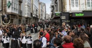 Procesión de la Resurrección - Semana Santa Ferrolana - Ferrol - fotografía Fermín Goiriz Díaz. 31 de marzo de 2013 (19)