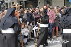 Procesión de la Resurrección - Semana Santa Ferrolana - Ferrol - fotografía Fermín Goiriz Díaz. 31 de marzo de 2013 (27)