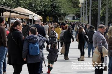 Procesión de la Resurrección - Semana Santa Ferrolana - Ferrol - fotografía Fermín Goiriz Díaz. 31 de marzo de 2013 (3)