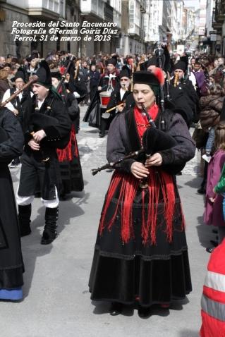 Procesión de la Resurrección - Semana Santa Ferrolana - Ferrol - fotografía Fermín Goiriz Díaz. 31 de marzo de 2013 (30)