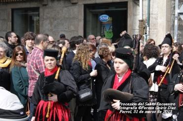 Procesión de la Resurrección - Semana Santa Ferrolana - Ferrol - fotografía Fermín Goiriz Díaz. 31 de marzo de 2013 (33)