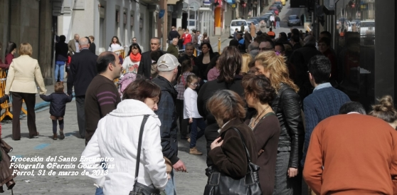 Procesión de la Resurrección - Semana Santa Ferrolana - Ferrol - fotografía Fermín Goiriz Díaz. 31 de marzo de 2013 (4)