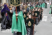 Procesión de la Resurrección - Semana Santa Ferrolana - Ferrol - fotografía Fermín Goiriz Díaz. 31 de marzo de 2013 (40)