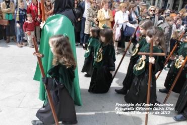 Procesión de la Resurrección - Semana Santa Ferrolana - Ferrol - fotografía Fermín Goiriz Díaz. 31 de marzo de 2013 (41)