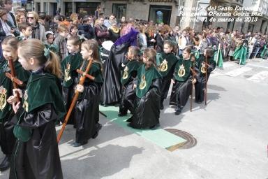 Procesión de la Resurrección - Semana Santa Ferrolana - Ferrol - fotografía Fermín Goiriz Díaz. 31 de marzo de 2013 (42)