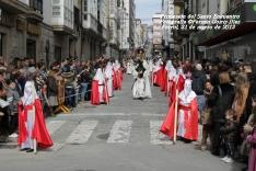 Procesión de la Resurrección - Semana Santa Ferrolana - Ferrol - fotografía Fermín Goiriz Díaz. 31 de marzo de 2013 (44)