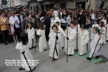 Procesión de la Resurrección - Semana Santa Ferrolana - Ferrol - fotografía Fermín Goiriz Díaz. 31 de marzo de 2013 (48)