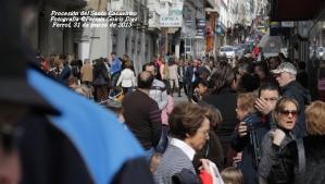 Procesión de la Resurrección - Semana Santa Ferrolana - Ferrol - fotografía Fermín Goiriz Díaz. 31 de marzo de 2013 (5)