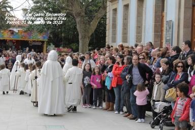 Procesión de la Resurrección - Semana Santa Ferrolana - Ferrol - fotografía Fermín Goiriz Díaz. 31 de marzo de 2013 (54)
